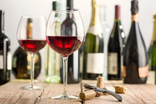 8 beneficii ale consumului de vin roșu