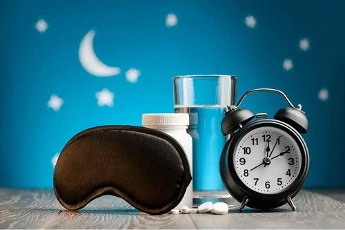 Beneficii ale melatoninei pentru somn