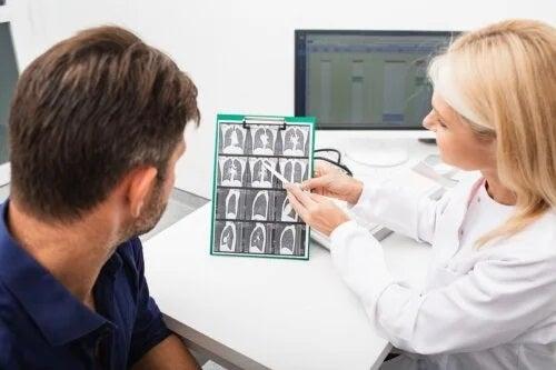 Boala pulmonară obstructivă cronică: diagnostic