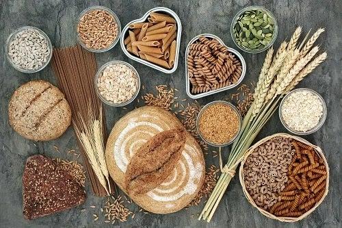Calitatea și tipul dietei pe bază de cereale