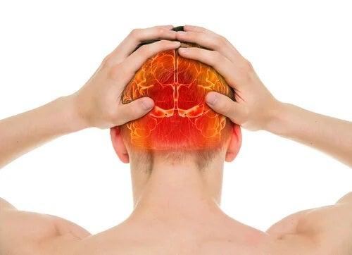Creierul poate să simtă durere?