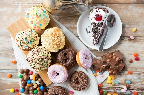 Dulciurile incluse în dieta pro-inflamatorie