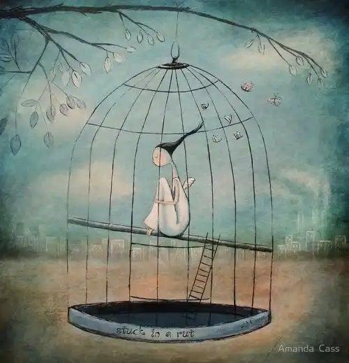 Fericirea nu este susținută de vise ce nu se vor realiza