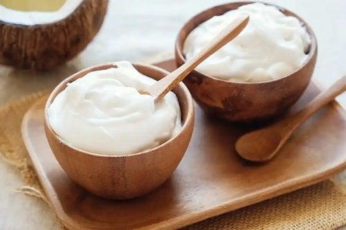 Boluri cu iaurt sănătos