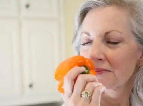 Legătura dintre simțul mirosului și sănătate