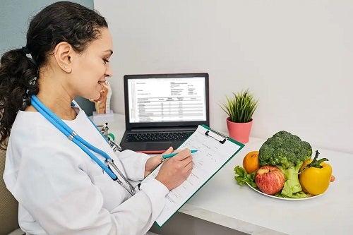 Medic care analizează aversiunea gustativă