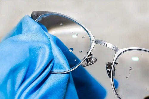 Ochelari uzi șterși