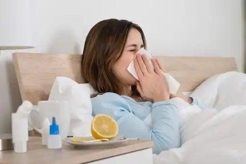 Probleme cauzate de sistemul imunitar slăbit