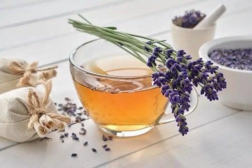 Remedii naturale pentru stres cu lavandă