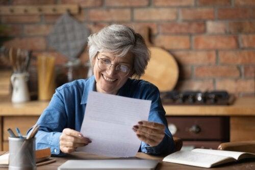 Scrisoare către mama mea, pentru dragostea ei adevărată