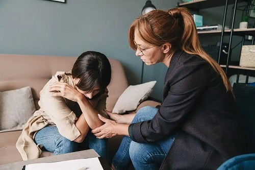 Terapeut care se ocupă de tratamentul ebriorexiei