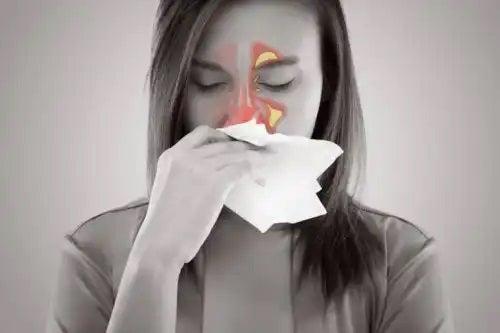 Ameliorare a durerii de cap sinusale