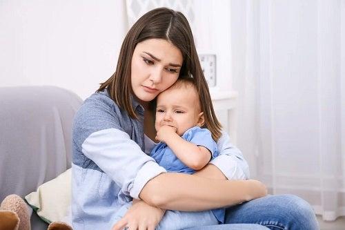 Copil cu dependență emoțională