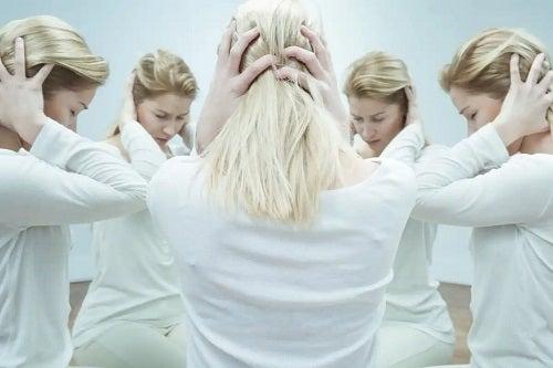 Femeie cu psihoză