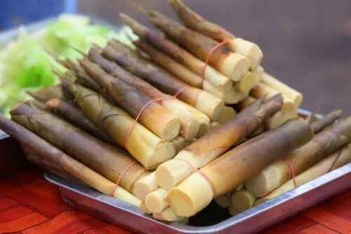 Beneficiile, utilizarea și prepararea mugurilor de bambus