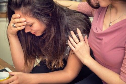 5 sfaturi pentru a consola o persoană tristă