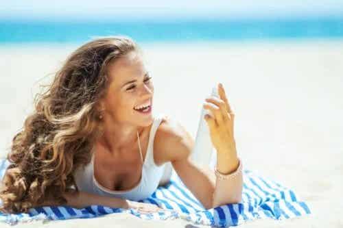 Ce este un protector termic pentru păr și când să îl folosiți?