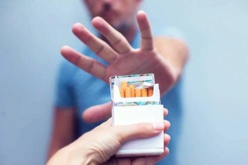 Sindromul de întrerupere a nicotinei: principalele simptome