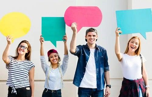 Tineri cu capacitatea de gândire independentă