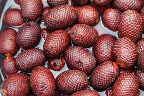 Aguaje, un fruct amazonian