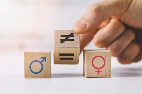 Care este diferența dintre sex și gen?