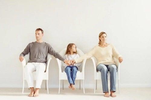 Educația copiilor după divorț