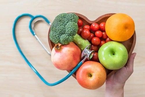 Fructe și legume sănătoase