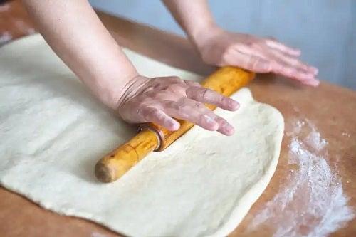 Rețetă de aluat fără gluten sau pate brisée