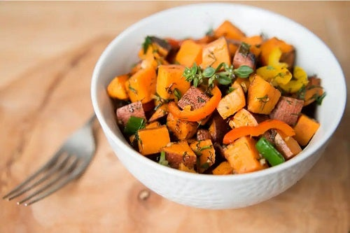 Salată de legume de toamnă