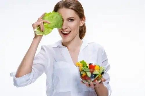 Salată care te ajută dacă îți lipsește energia