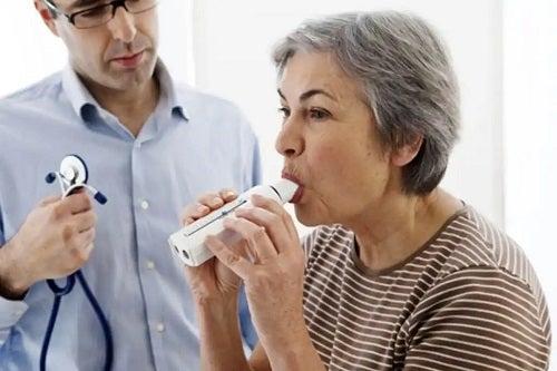 Procedură de spirometrie