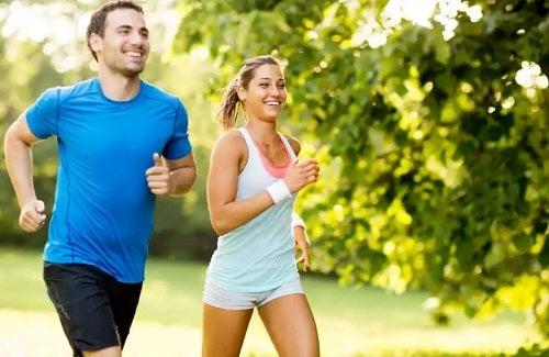 Sportul te ajută să elimini gândurile negative